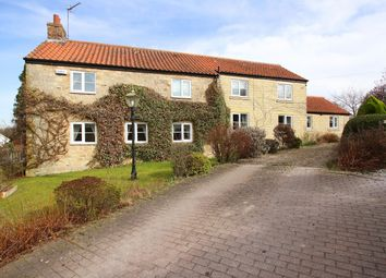 Thumbnail 5 bed detached house for sale in Moor Lane, Ferrensby, Knaresborough