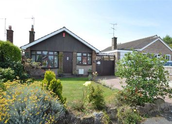 Thumbnail 2 bed bungalow for sale in Ash Grove, Keyworth, Nottingham