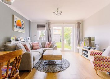 Thumbnail 2 bed semi-detached house for sale in Heron Drive, London