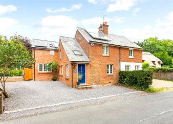 Thumbnail 4 bed detached house for sale in Dummer Road, Axford, Basingstoke, Hampshire