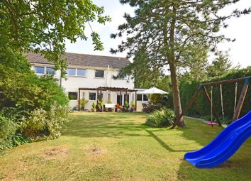 Thumbnail 4 bed semi-detached house for sale in Main Street, West Hagbourne, Didcot