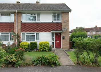 Thumbnail 3 bed semi-detached house for sale in Mead Close, Redhill, Surrey