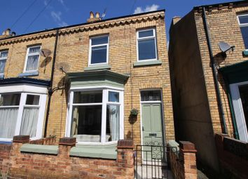Thumbnail 2 bed end terrace house for sale in Candler Street, Scarborough