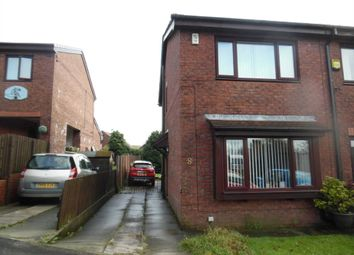 Thumbnail 2 bed town house for sale in Erlesmere Close, Oldham