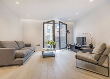Thumbnail 2 bed flat for sale in Leighton Road, London