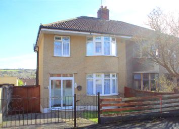 Thumbnail 3 bedroom semi-detached house for sale in Brighton Crescent, Bedminster, Bristol