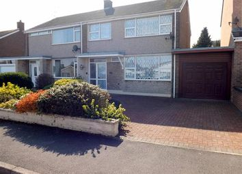 Thumbnail 3 bed semi-detached house for sale in South View, Whitwell, Worksop