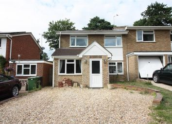 Thumbnail 4 bed end terrace house for sale in Birch Grove, Whitehill, Bordon