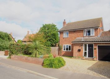 Thumbnail 4 bed link-detached house for sale in Chapel Street, Barford, Norwich