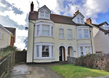 Thumbnail 5 bedroom semi-detached house for sale in High Road West, Felixstowe