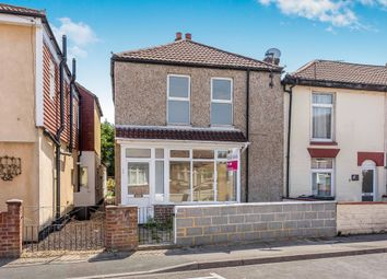 Thumbnail 4 bed end terrace house for sale in Grove Road, Gosport