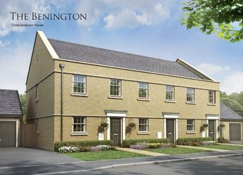 Thumbnail 3 bed semi-detached house for sale in The Benington, Boston Gate, Sibsey Road, Boston