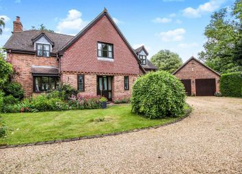 Thumbnail 4 bed detached house for sale in High Street, Yelling, St Neots