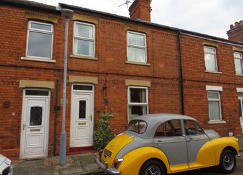 Thumbnail 3 bed terraced house for sale in Grosvenor Road, New Balderton, Newark