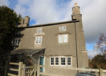 Thumbnail 2 bed semi-detached house to rent in Cark Hall Cottage, Cark In Cartmel, Grange-Over-Sands, Cumbria