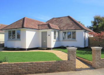 3 bed bungalow for sale in Furze Croft, New Milton BH25