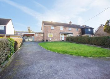 Thumbnail 3 bed semi-detached house for sale in Alkham Valley Road, Alkham, Dover