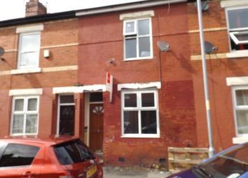 Thumbnail 3 bed terraced house for sale in Henbury Street, Manchester, Greater Manchester, Uk