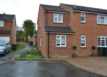 Thumbnail 2 bed property to rent in Roman Gardens, Kings Langley
