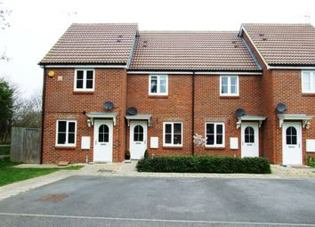 Thumbnail 2 bed terraced house to rent in Guernsey Way, Winnersh, Berkshire