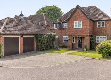 Thumbnail 5 bed detached house for sale in Bushmead Close, Whitchurch, Aylesbury