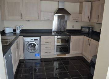 Thumbnail 3 bed flat to rent in Watkin Road, Leicester