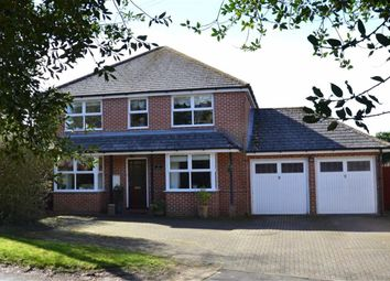 Thumbnail 4 bed detached house for sale in Ayres Lane, Burghclere, Berkshire