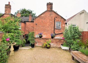 Thumbnail 3 bed cottage for sale in Upper Church Street, Ashby De La Zouch