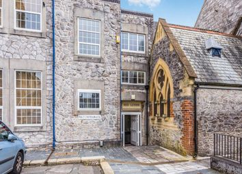 Thumbnail 1 bed flat for sale in Wyndham Square, Plymouth