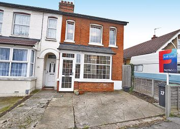 Thumbnail 2 bed semi-detached house for sale in Hackney Road, Maidstone