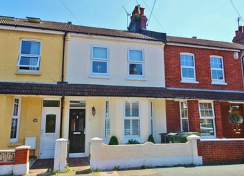 2 bed terraced house for sale in Clarence Road, Eastbourne BN22