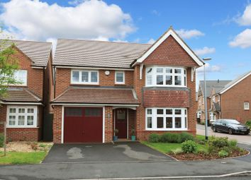Thumbnail 4 bed detached house for sale in Oxmoor Avenue, Hadley, Telford
