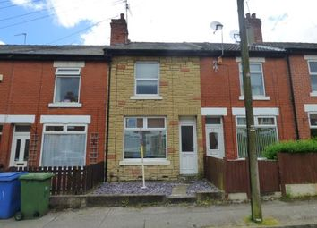 Thumbnail 2 bed terraced house for sale in Harrington Street, Mansfield, Nottinghamshire