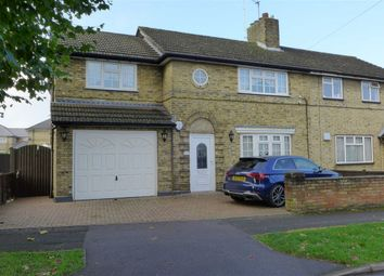 Thumbnail 3 bed semi-detached house to rent in Maple Avenue, West Drayton, Middlesex