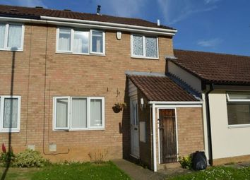 Thumbnail 3 bed terraced house for sale in Manorfield Close, Little Billing, Northampton