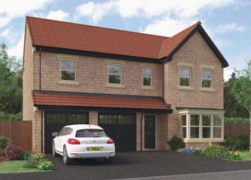 "Thumbnail 5 bed detached house for sale in ""Buttermere"" at Grove Road, Boston Spa, Wetherby"