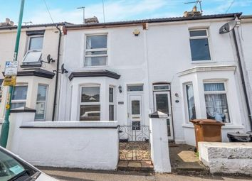 Thumbnail 3 bedroom terraced house for sale in Cowper Road, Gillingham, Kent, .