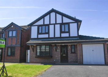 Thumbnail 3 bed detached house for sale in Willow Park, Oswaldtwistle, Accrington, Lancashire