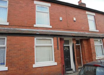 Thumbnail 2 bed terraced house to rent in Henbury Street, Manchester