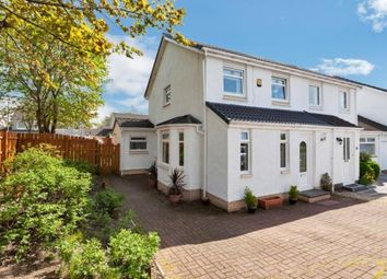 Thumbnail 4 bed semi-detached house for sale in Sutton Court, Kilwinning, North Ayrshire