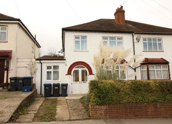 Thumbnail 3 bed semi-detached house for sale in Ingram Road, Thornton Heath, Surrey