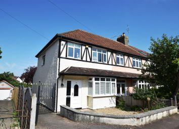 Thumbnail 3 bed property for sale in Oakwood Road, Henleaze, Bristol