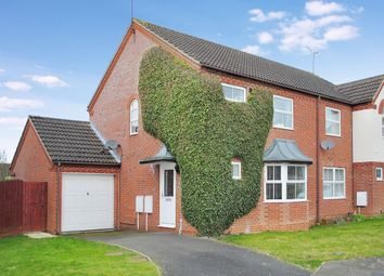 Thumbnail 3 bedroom semi-detached house for sale in Snowdrop Close, Bishop's Stortford