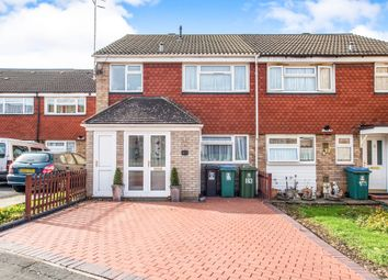 Thumbnail 3 bed terraced house for sale in Greenbank Road, Watford