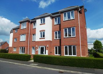 Thumbnail 2 bed flat for sale in Upton Close, Castle Donington, Derby