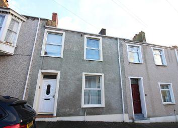 3 bed terraced house for sale in Arthur Street, Pembroke Dock, Pembrokeshire SA72