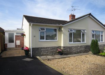 Thumbnail 2 bed semi-detached bungalow for sale in Dales Drive, Wimborne