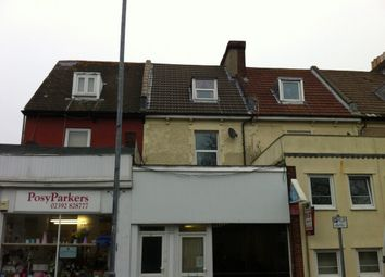 Thumbnail 3 bed flat to rent in Highland Road, Southsea
