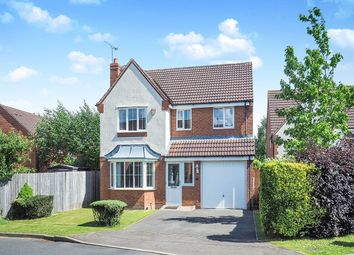 Thumbnail 4 bed detached house to rent in Birch Grove, Balsall Common, Coventry