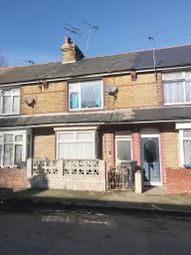 Thumbnail 2 bed terraced house for sale in 44 Fairlight Avenue, Ramsgate, Kent